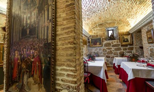 Salones Históricos La Parrilla de San Lorenzo